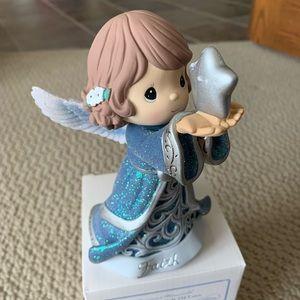 Precious Moments LED Angel Musical - NEW